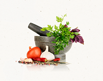 Central Restaurante ® - Web Design
