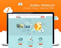 Global Teknoloji - Web Page