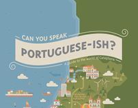 Can you speak Portuguese-ish ?