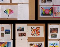 Workshop Color Concepts for B.des BID : 2013