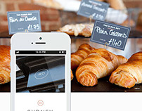 Website Design and Development - The Flour Pot Bakery