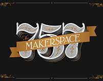 The 757 Makerspace Logo