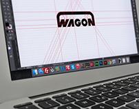 WAGON Team: naming, logotype, corporate identity
