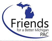 Friends for a Better Michigan PAC logo