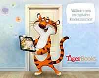 TigerBooks - Digital Library