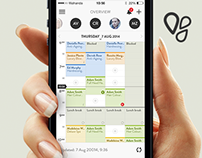 Wahanda Connect iOS app