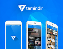 Tamindir.com Mobile Design