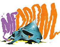 MF Doom illustration pack