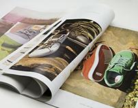 Levi's Footwear & Accessories SS14 Brand Lookbook