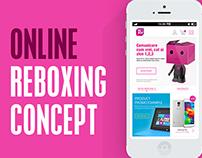 IQBox Website