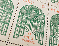 EIRE €1 - Stamp