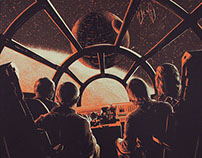 """""""Star Wars"""" by Juan Esteban Rodríguez for Bottleneck"""