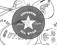 Motion Graphic - Converse