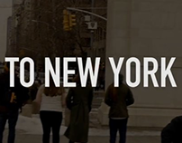 Ode to New York