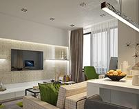 Visualization apartments