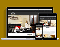 Prince's Suite - Website