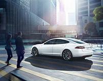 Tesla Model S - Campaign