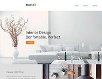 Tructor Web Theme