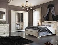 Interiors for furniture catalog