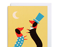 lagom design | postcards