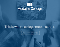 Medaille   College Meets Career Site