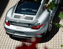 Porsche 911 Turbo S   Bernstein