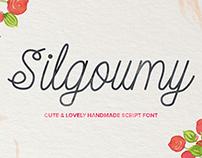 Silgoumy Font