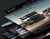 DrivePass Campaign Website - Mercedes-Benz Italia