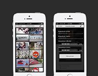 App Design    Colomotion platform