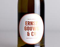 Ernst Gouws &Co Wine
