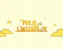 Philippe Et L'Interprete