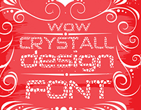Crystall Font