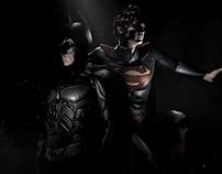 Batman vs Superman - End credits