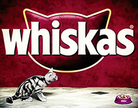 Whiskas interactive totem