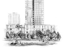 Illustrations for Hoyt, Portland