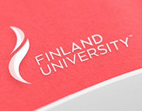 Corporate & Brand Identity - Finland University™