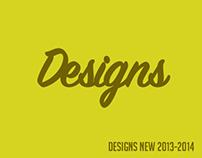DESIGNS: Time 2013-2014
