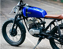 CAFE RACER  Type - I