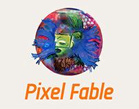 Pixel Fable Website