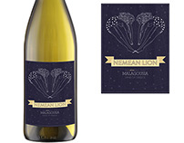 Nemean Lion wine Package Design