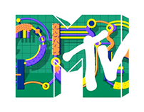MTV Jingles / Motion Design
