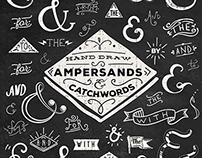 Ampersands & Design Elements