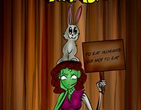 Zombie Trash Comic Cover