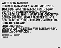 White Body Tattoo®
