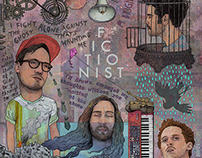 Fictionist - Between A Bright Future And A Terrible...