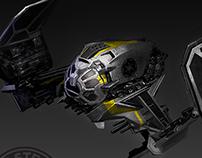 Tie Fighter redesign