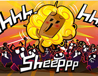 Story of the clumsy sheep (TimeSheeper story)