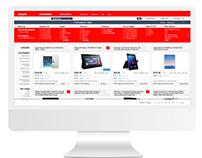 Amazon.com Desktop UX  Design Proposal 2014