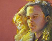 Retrato de Irene