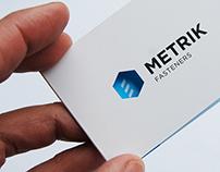 Metrik Fasteners Corporate Identity